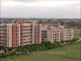 Residential luxury flats near Delhi airport