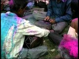 Holi is a festival of colour, music and madness!
