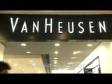 Van Heusen store at Select Citywalk, New delhi
