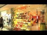 Inc.5 and Pylones store at Select Citywalk, New delhi
