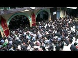 Bloodshed gathering of Indian Shia Muslims on Muharram