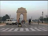 Delhi Monuments: Red Fort and India Gate