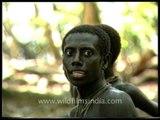 Darkest of dark people - Jarawas
