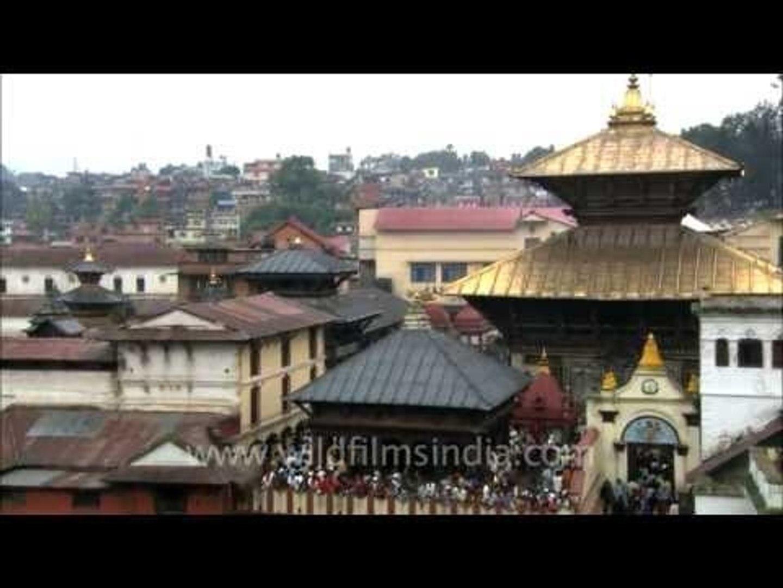 Pashupatinath Temple, Nepal's famous temple
