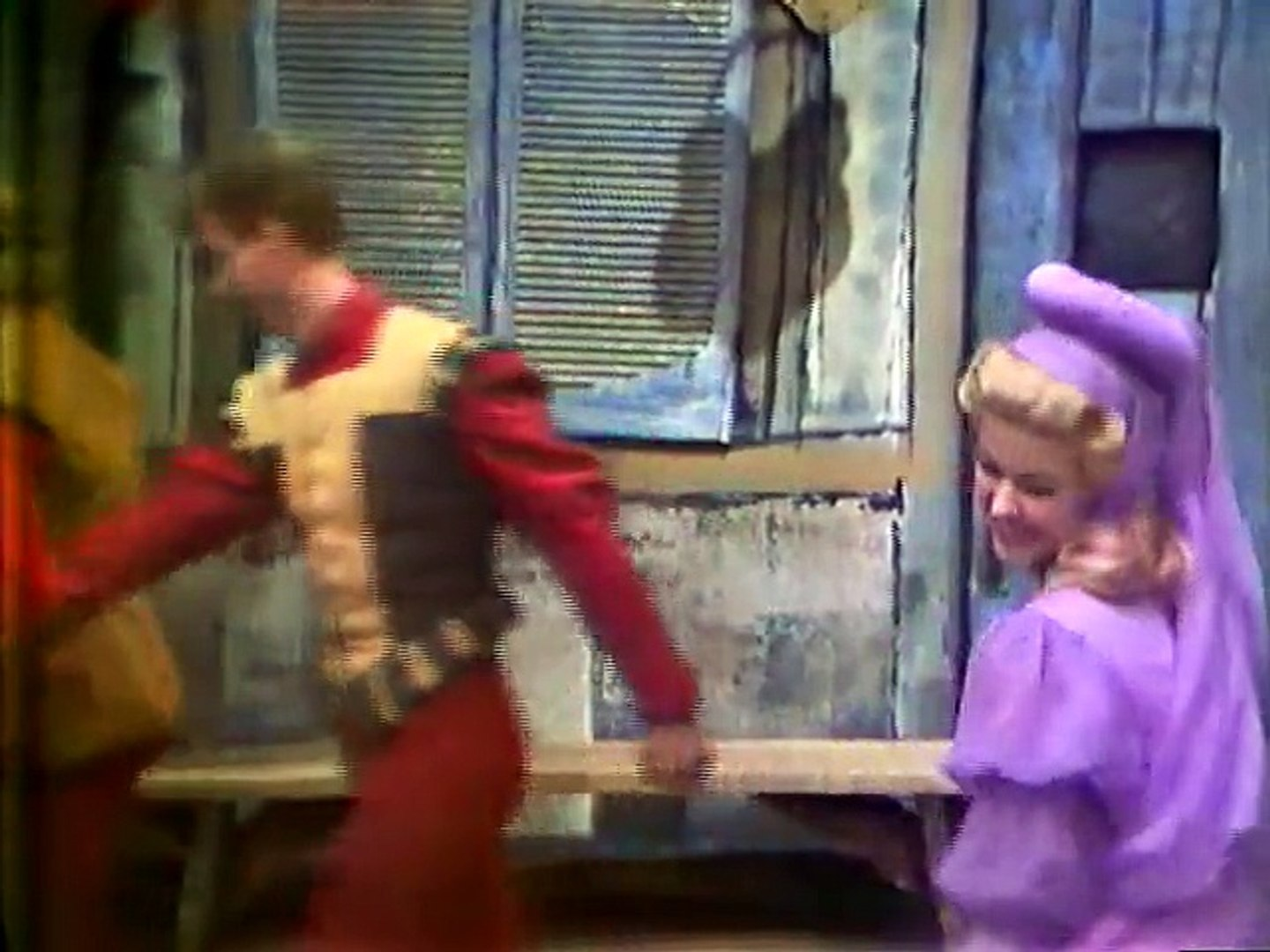 The Shirley Temple Show : The Terrible Clockman (1961) - (Family, Fantasy, Comedy, Romance, TV Serie