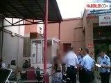 Bursa'nın İnegöl İlçesi'nde Sokakta Uçucu Madde Kullanıp Elindeki Kesici Aletle Kendine Zarar Veren...