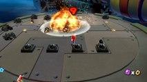 Super Mario Galaxy - Flotte armée - Étoile 6 : La décharge de la flotte spatiale