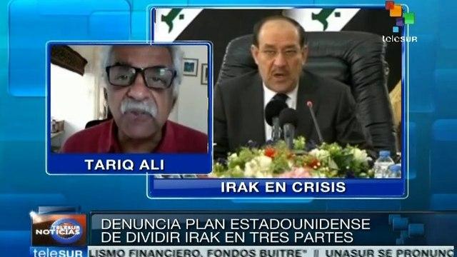 Analista advierte sobre intenciones de EEUU de dividir Irak