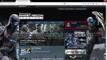 Ghost Recon Online Hack - Pièces Ghost Générateur Illimitées - GRO Pièces Ghost Gratuit (2014)
