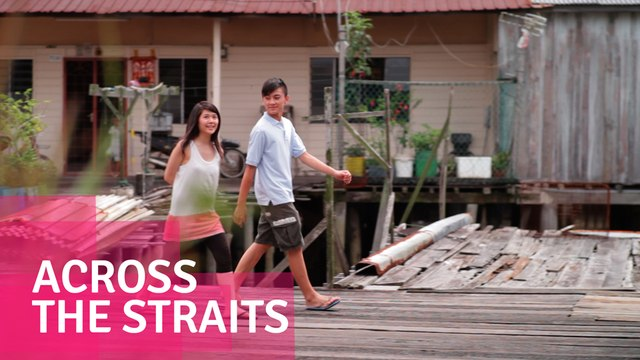 Across The Straits - Drama Short Film // Viddsee