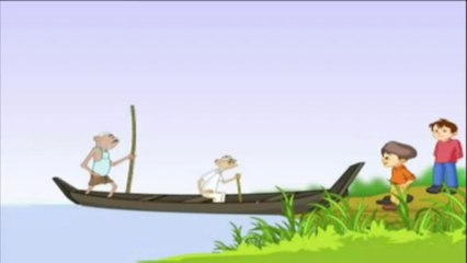 Akkare Ikkare |  Animation movie | For children