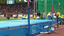 Championnats d'Europe d'athlétisme : le gros raté d'un sauteur en hauteur russe