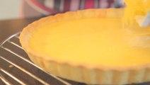 Recette de la tarte au citron - Gourmand