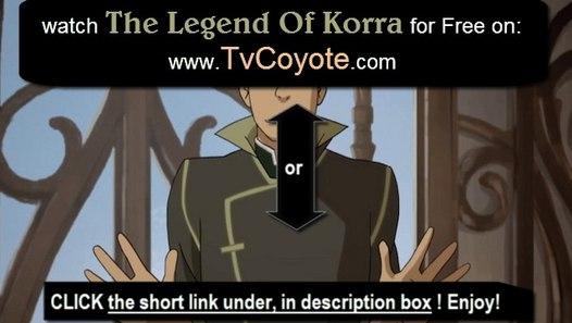 The Legend of Korra S01E01