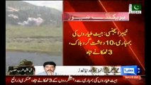 10 killed in PAF Air Strikes on Terrorists hideouts in Khyber Agency, North Waziristan
