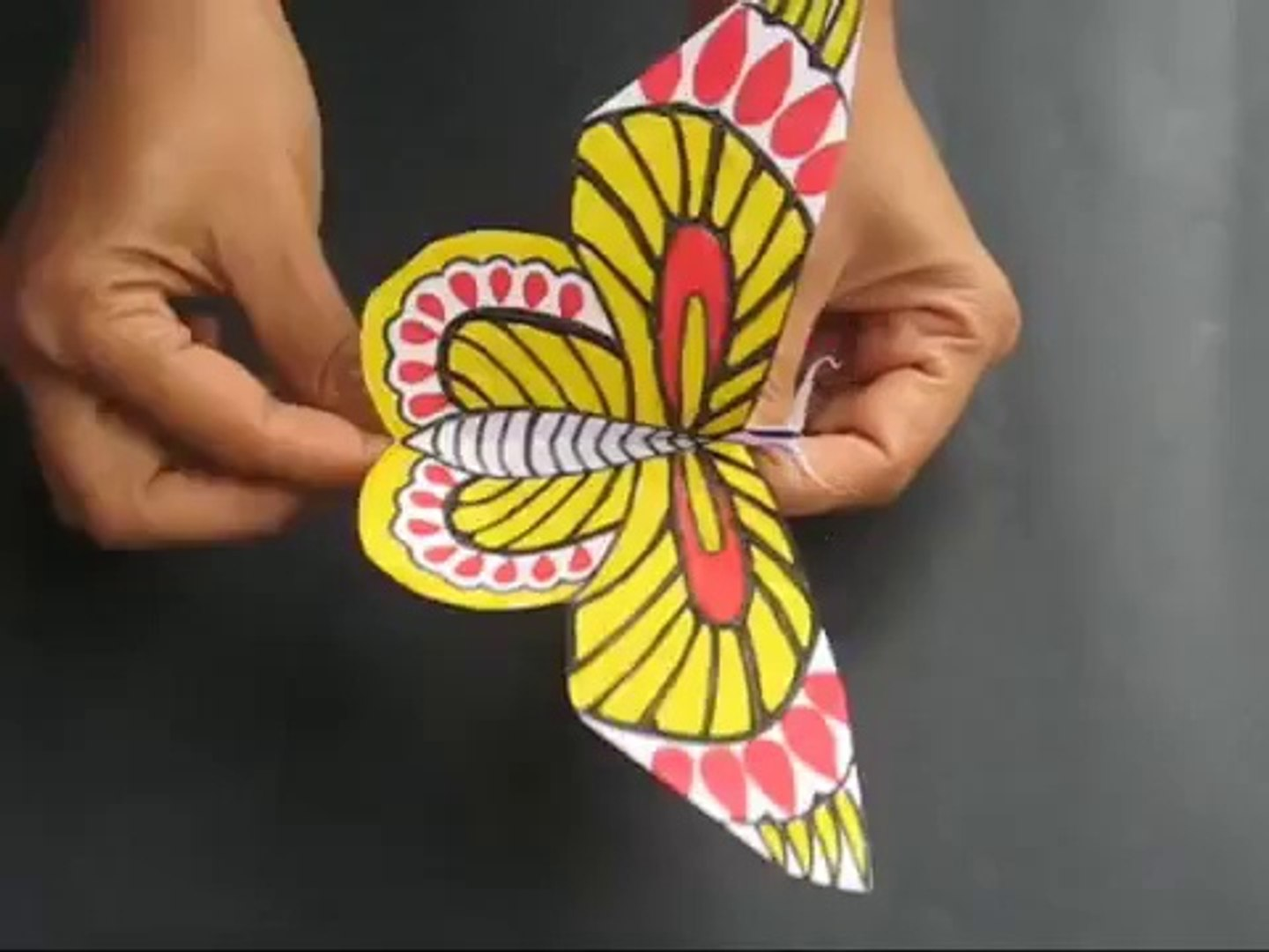 Origami Flapping Swan : 7 Steps - Instructables   1080x1440