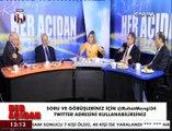 Ruhat Mengi ile Her Açıdan konuklar Prof Ersin Kalaycıoğlu Ercan Karakaş Prof Hasan Onat Prof Ergun Aybars 3 12 Ekim 2014
