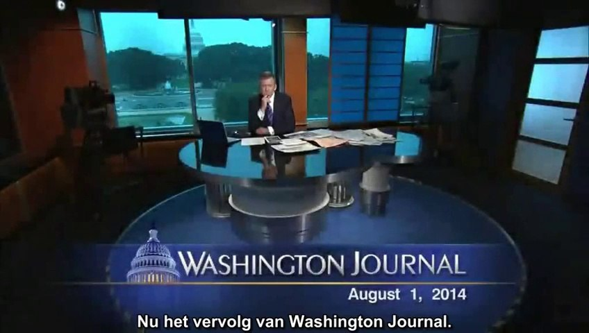Richard Gage on C-SPAN - Dutch subtitles