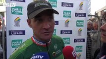 Cyclisme / Paris-Tours : Wallays devant Voeckler - 12/10