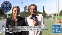 CAP D'AGDE - 2014 - OPEN SHILTON ITF FUTURE CAP D'AGDE par Didier DENESTEBE
