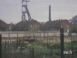 Paysage minier autour de Douai ... Waziers...