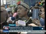 Chile: Mapuches piden se desmilitaricen sus tierras