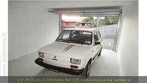 BRESCIA, SAREZZO   FIAT  126 CC 650 ALIMENTAZIONE BENZINA