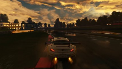 Dynamic Time and Weather Showcase  de Project Cars