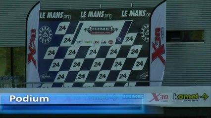 Finales Internationales X30 - Le Mans 2014