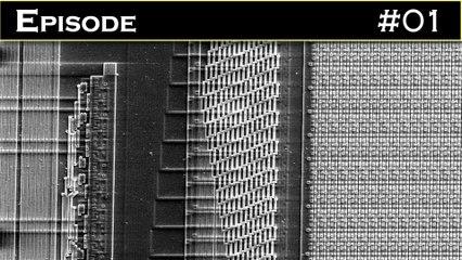 EPISODE 01 : la diode et le transistor bipolaire