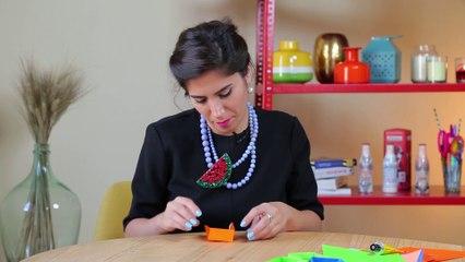 كيفية عمل علب اكسسوارات صغيرة | مع Elsa O.