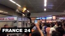 Lynchage : des étudiants africains tabassés dans le métro indien - New Delhi
