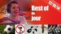 Best of vidéo Guillaume Radio 2.0 sur NRJ du 12/10/2014