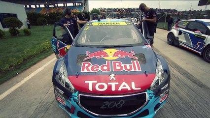 World RX - Team Peugeot-Hansen- Turkish round