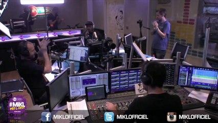 SOPRANO : COSMO live dans #MIKL No Limit