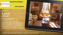 A vendre - h� particulier - AVIGNON (84000) - 8 pièces - 250m²