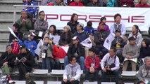 Porsche 919 Hybrid and the Porsche 911 RSR at WEC Fuji Speedway in Japan