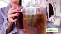 Agua par adelgazar - Agua Detox - Cómo hace agua detox - Agua desintoxicante -