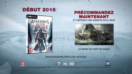 L'histoire de Shay de Assassin's Creed Rogue