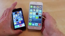 iPhone 6 Unboxing - Hands On - First Impression - Apple iPhone 6 Prototype 4.7 iPhone 6 Plus 5.5