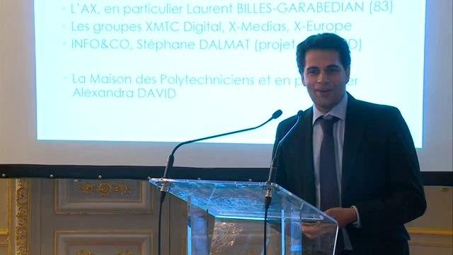 """X-Sursaut - Est-il vraiment impossible de créer des géants du numérique en France ?"""" - Introduction aux débats"""