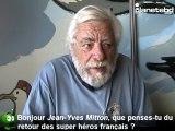 Jean-Yves Mitton en interview sur PlaneteBD.com