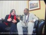 Jean Portante sur les grandes voix francophones avec Amine Laourou au 30e Festival international de la poésie de trois-rivières