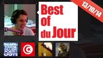 Best of vidéo Guillaume Radio 2.0 sur NRJ du 13/10/2014