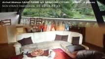 A vendre - maison - SAINT PIERRE LES NEMOURS (77140) - 5 pièces - 300m²
