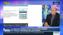 Focus sur la plateforme médicale Médecin Direct: Marc Guillemot - 14/10