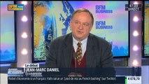 """Jean-Marc Daniel: Jean Tirole, un Français prix Nobel d'économie 2014: """"Un signe de l'excellence de notre recherche académique!"""" - 14/10"""