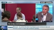 Brunet & Neumann : Prix Nobel d'économie 2014: Jean Tirole, pas si nul en économie ? - 14/10