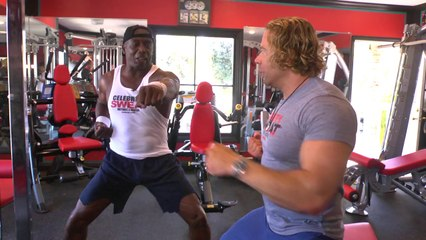 CSweat Weekly Training Tip - Billy Blanks Seated Row