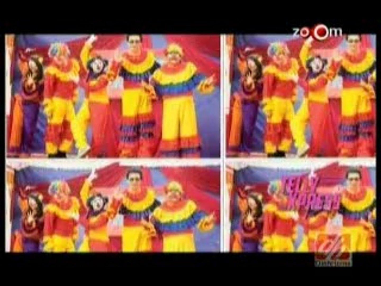 FIR 14th October 2014 Team dresses up as a clowns www.apnicommunity.com